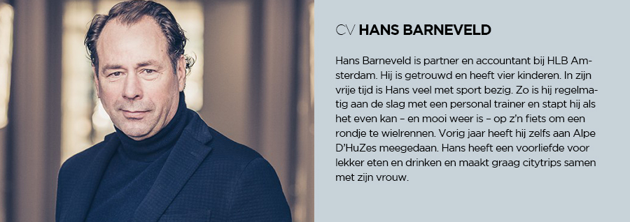 CV - Hans Barneveld - HLB Amsterdam