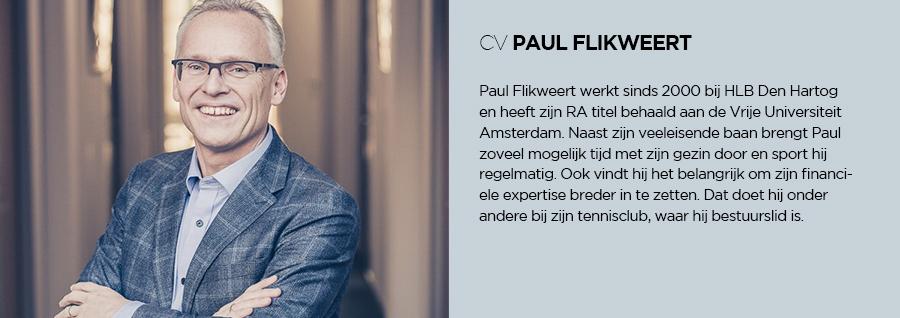 CV - Paul Flikweert - HLB Den Hartog