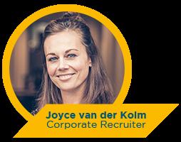 Joyce van der Kolm - Recruiter HLB